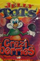 Jelly Tots Crazi Berries - 100g